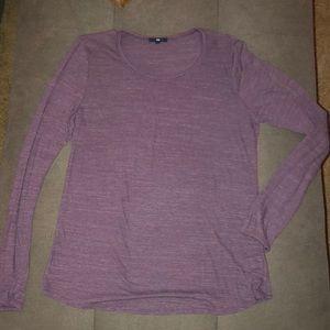 Gap long sleeve comfy shirt